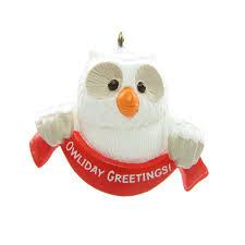 owl christmas tree ornaments christmas lights decoration