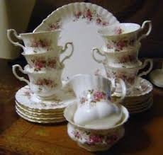 royal albert tea set ebay