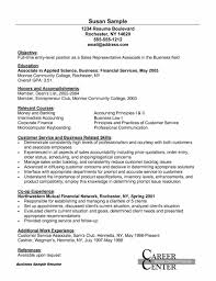Objective For Human Services Resume Customer Service Representative Resume Example Human Services