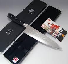 yaxell gou 101 layers sg2 damascus chef knife gyuto 200mm from image is loading yaxell gou 101 layers sg2 damascus chef knife