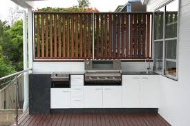 outdoor kitchen cabinets brisbane durable materials for outdoor