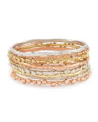 sooter bangle bracelets set of five kendra scott jewelry