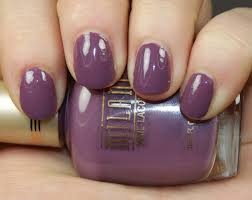 princess polish swatch and review milani nail lacquer for 2014