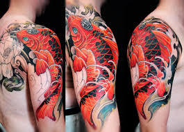 Meaning Of Koi - koi fish meaning and 29 design ideas