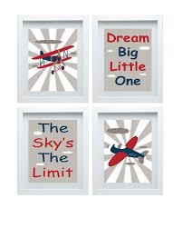Best  Airplane Boys Rooms Ideas On Pinterest Airplane Bedroom - Prints for kids rooms