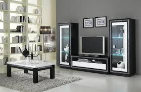 Salon Design Contemporain by Meubles De Rangement Salon Design