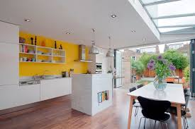 contemporary bifold doors kitchen contemporary with folding glass
