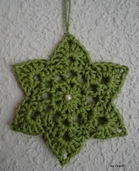 tresp craft blog adornos para navidad crochet christmas stars