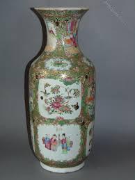 Enamel Vase Antiques Atlas Beautiful Chinese Canton Famille Rose Enamel Vase