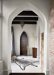 eclectic foyer ideas entry eclectic with artwork adhesive