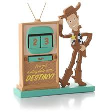 amazon com hallmark pix2014 disney pixar toy story woody