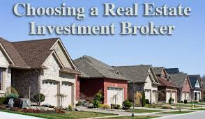 choosing a real estate investment broker memphis investment