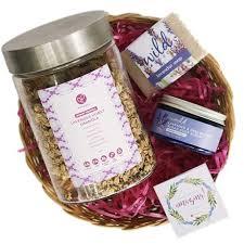 lavender gift basket mothers day lavender gift basket set