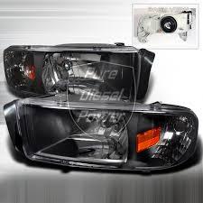 02 dodge ram headlights 02 dodge ram black headlights with corner lenses