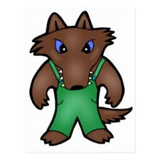 big bad wolf clipart 5 clipart station