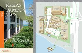 Miami University Map Yazi University Of Miami Print