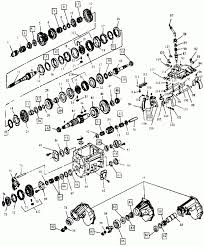 nv4500 transmission exploded view with gm parts diagrams exploded