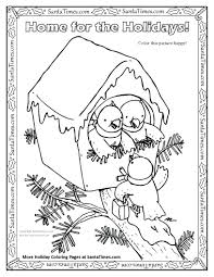 holiday coloring pages printable merry mice holiday coloring