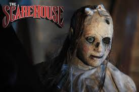 paranormal activity at the scarehouse haunted house in pittsburgh