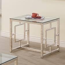 Nickel Table L Vignettes