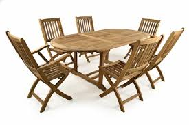 Teak Outdoor Dining Table And Chairs Garden Dining Set Options Advantages And Performance Blogalways