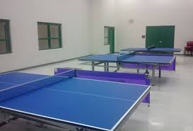 ping pong table playing area memphis table tennis club