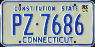 Ct Vanity License Plate Lookup Connecticut