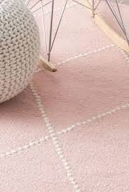 Round Pink Rug For Nursery Coffee Tables What Size Rug Under Crib Pink Nursery Rug Playroom
