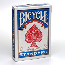 bicycle standard index cards bicycle cards