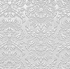 Damask Wall Decor Wallface 14794 Imperial Wall Panel Leather Baroque Damask 3d