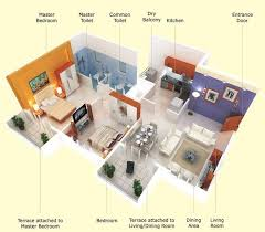 two rooms home design news 9 best 3d autocad designs images on pinterest home layouts