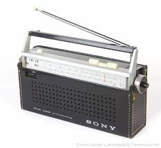 Sony Kitchen Radio Under Cabinet Rare Vintage 1960 U0027s Sony Efm 117 Esaki Diode 11 Transistor Am Fm