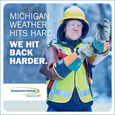 Consumers Energy Outage Map Michigan by Heavy Wet Snow Knocks Out Power To Thousands In W Mi Woodtv Com