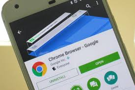 chrome for android keeps the going with background media