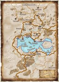 Pathfinder World Map by Pf Is There A Map Of The Darklands
