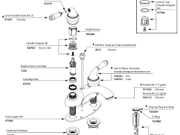 Kitchen Sink Faucet Parts Diagram American Standard Faucet Parts Large Size Of Faucet Sink Faucet