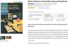 better homes and gardens decorating book better homes and gardens 1961 decorating book 432 pages