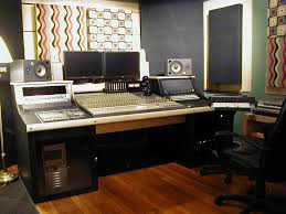 recording studio workstation desk recording studio furniture racks med art home design posters