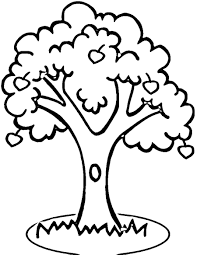 tree outline printable free download clip art free clip art
