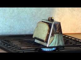 Camp Toaster Dixon Toaster Youtube