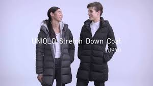 uniqlo outerwear collection down coats chesterfield coats