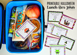 free printable halloween bookmarks printable halloween lunchbox notes