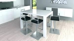 cuisine table haute table bar extensible table bar cuisine table cuisine extensible