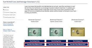 american express making positive changes to car rental u0026 purchase