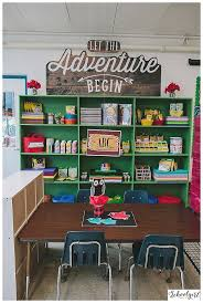 New Year Decorations For Classroom by Best 25 Classroom Themes Ideas On Pinterest Classroom Door
