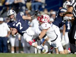 Byu by Hannemann Brothers Square Off Against Each Other In Byu Southern