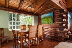 charming unique log house retreat houses for rent in makawao