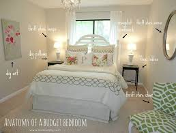 Best  Budget Bedroom Ideas On Pinterest Apartment Bedroom - Ideas to decorate a bedroom wall