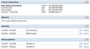 Resume Online For Free by Download Resume Builer Haadyaooverbayresort Com