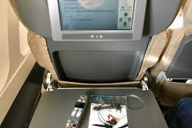 American Airlines Flight Entertainment by Flight Review Swiss A340 300 Economy Zurich To Boston